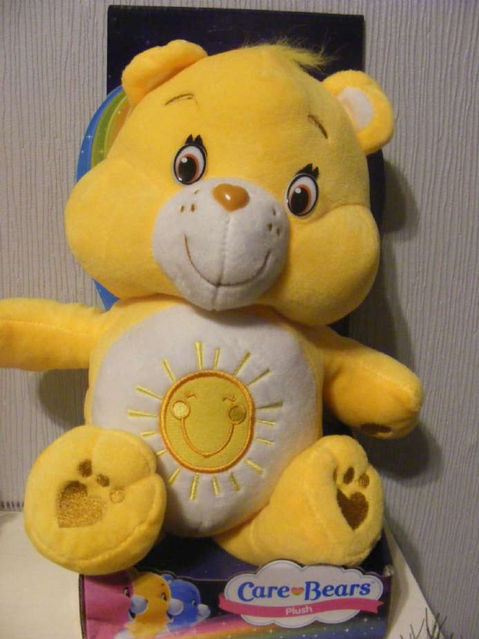 Brand New & Boxed Funshine Care Bear